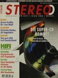 Stereo 3/1996 Zeitschrift
