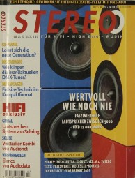 Stereo 7/1996 Zeitschrift