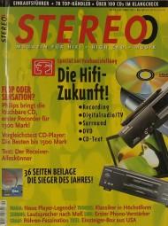 Stereo 9/1997 Zeitschrift