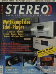 Stereo 11/1997 Zeitschrift