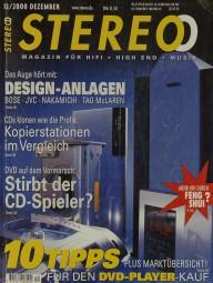 Stereo 12/2000 Zeitschrift