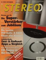 Stereo 12/2003 Zeitschrift