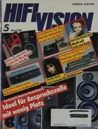 Hifi Vision 5/1987 Zeitschrift