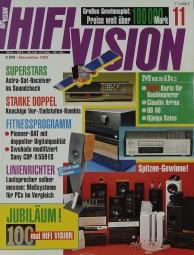Hifi Vision 11/1993 Zeitschrift