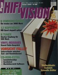 Hifi Vision 1/1995 Zeitschrift