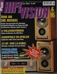 Hifi Vision 6/1995 Zeitschrift