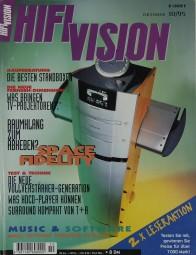 Hifi Vision 10/1995 Zeitschrift