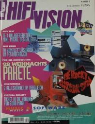 Hifi Vision 12/1995 Zeitschrift