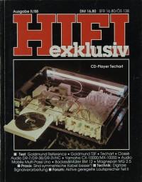 Hifi Exklusiv II / 88 Zeitschrift