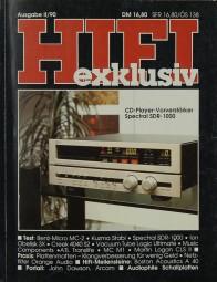 Hifi Exklusiv II / 90 Zeitschrift