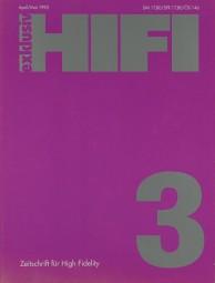 Hifi Exklusiv 3 / 1993 Zeitschrift