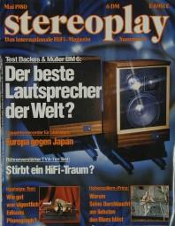 Stereoplay 5/1980 Zeitschrift