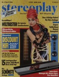 Stereoplay 4/1990 Zeitschrift