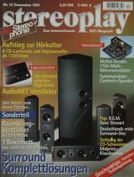Stereoplay 12/1994 Zeitschrift