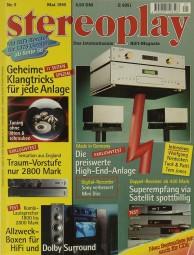 Stereoplay 5/1995 Zeitschrift
