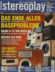 Stereoplay 2/2003 Zeitschrift