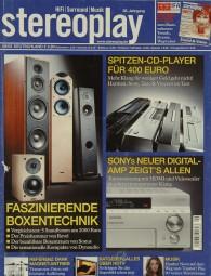 Stereoplay 9/2005 Zeitschrift
