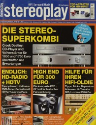 Stereoplay 2/2006 Zeitschrift