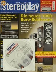 Stereoplay 11/2007 Zeitschrift