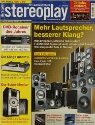 Stereoplay 7/2008 Zeitschrift