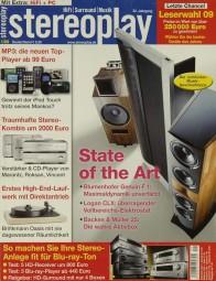 Stereoplay 1/2009 Zeitschrift