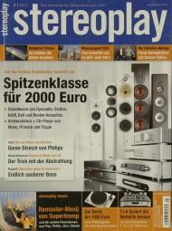 Stereoplay 3/2011 Zeitschrift