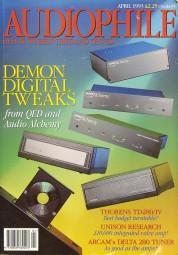 Audiophile 4/1993 Zeitschrift
