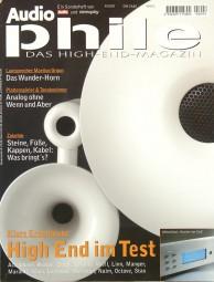 Audiophile 4/2000 Zeitschrift