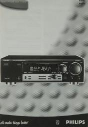 Philips FR 965 / FR 975 Bedienungsanleitung