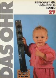 Das Ohr 27 Zeitschrift