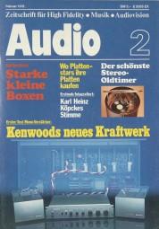 Audio 2/1978 Zeitschrift