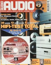 Audio 5/2001 Zeitschrift