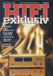 Hifi Exklusiv 2/1980 Zeitschrift