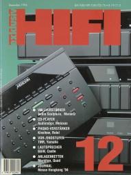 Hifi Exklusiv 12/1994 Zeitschrift