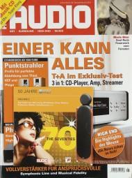 Audio 6/2011 Zeitschrift