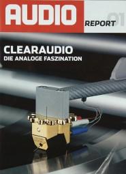 Audio Report 01 Zeitschrift