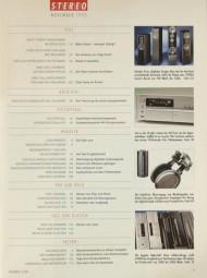 Stereo 11/1993 Zeitschrift