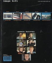 Image Hifi 1/1995 Zeitschrift