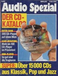 Audio Spezial 2/1987 Zeitschrift