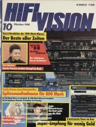 Hifi Vision 10/1988 Zeitschrift