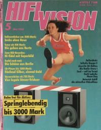 Hifi Vision 5/1990 Zeitschrift