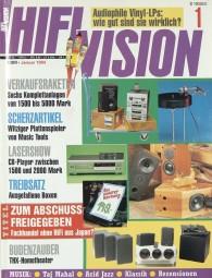 Hifi Vision 1/1994 Zeitschrift