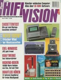 Hifi Vision 4/1994 Zeitschrift