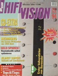 Hifi Vision 11/1994 Zeitschrift