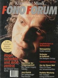 Fono Forum 12/1994 Zeitschrift