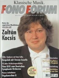 Fono Forum 3/1997 Zeitschrift