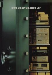 Marantz Programm 1982 Prospekt / Katalog