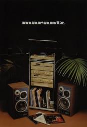 Marantz Programm Prospekt / Katalog