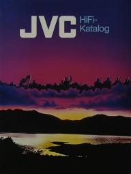JVC Hifi-Katalog Prospekt / Katalog