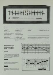 SCM Was ist ein Equalizer und wozu dient er? Prospekt / Katalog